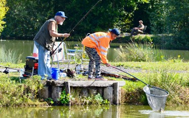 The Final Fishing Charity Event of 2016